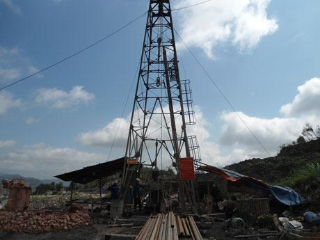 Khoan thăm dò địa chất tại tphcm, khoan địa chất, khoan tiếp địa tại TP HCM chuyên nghiệp nhất...