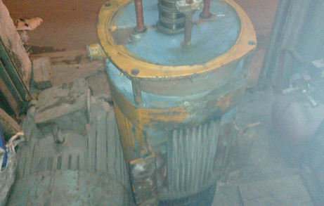 quấn motor máy bơm công nghiệp